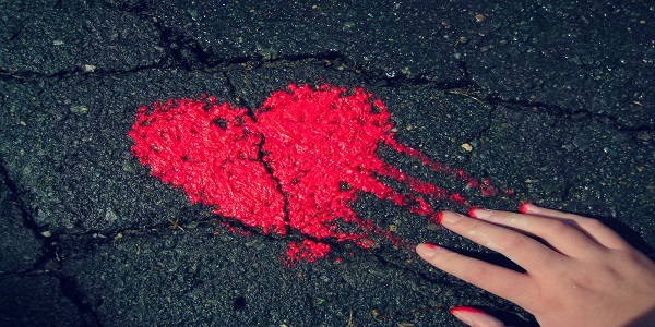 how to get rid of love failure